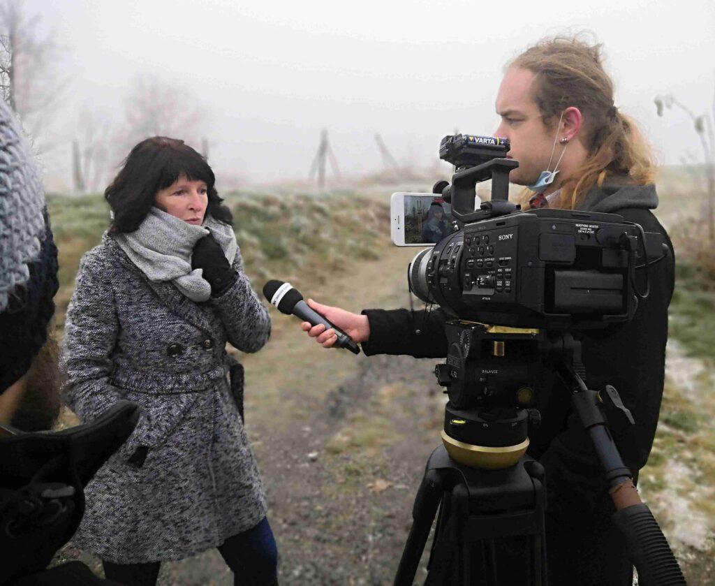 MUDr. Eva Pelikánová v rozhovoru pro televizi